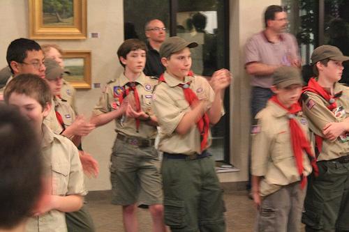 Boy Scout Awards (3)