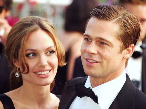 Angelina Jolie & Brad Pitt in Cannes