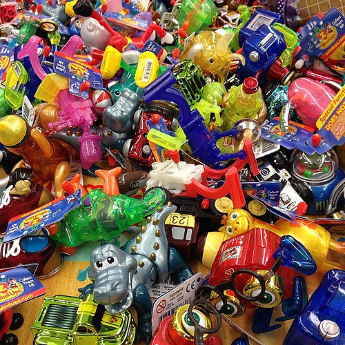 #colorful #toys