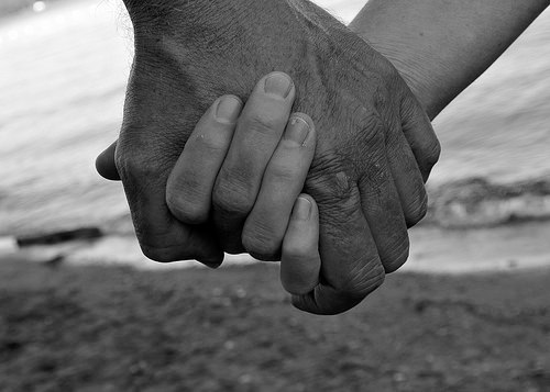 #68 A Pair of Hands - Holding Hands