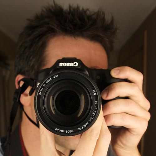 40D Self Portrait